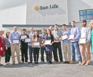 In the news: Sun Life Financial invest in WIT students