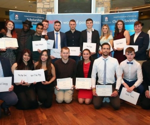 Student achievements recognised at WIT annual Student Awards Ceremony