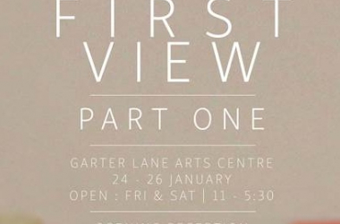 First View: Group One art exhibition