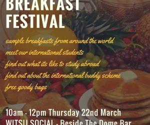 The International Breakfast Festival