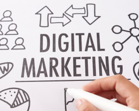 L6 Digital Marketing and Social Media (10 Credits)