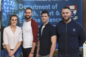 Top Health, Sport and Exercise Science students honoured in ceremony