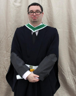 John Ryan, Q Centre, Mallow. Graduate of Postgraduate Diploma in Teaching in Further Education