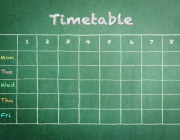 Academic Timetables