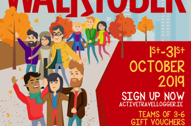 Get WIT us and join the WALKTOBER Step Challenge