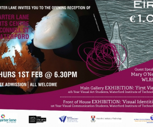 FIRST VIEW: Visual Art student exhibition