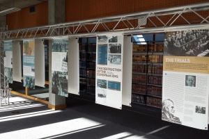 Holocaust in Europe exhibition