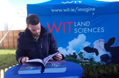 WIT at National Ploughing Championships 2019