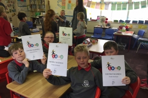 Junior Achievement Ireland 'LEAP Project'