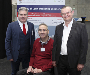Leading Annual Lean Forum to take place May 2019 in WIT Arena