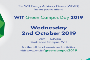 WIT Green Campus Day 2019