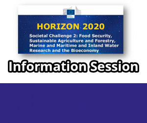 Agri-Food Systems, Rural Economy & Bioeconomy Information Session