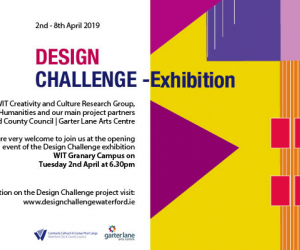 Design Challenge exhibition