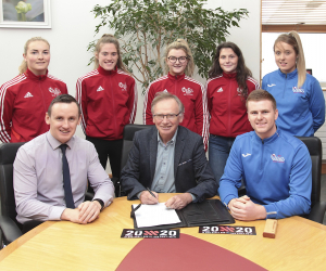 WIT joins Student Sport Ireland Women in Sport 20X20 Campaign