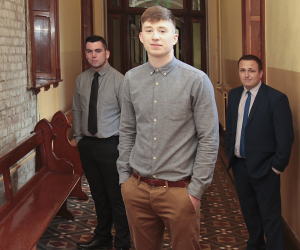 Law students gain valuable experience at the Property Registration Authority