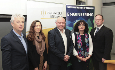Video: Engineers Ireland and WIT present annual Biomedical talk