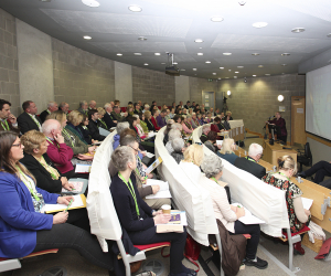 Delegates flock to pilgrimage and spiritual tourism conference