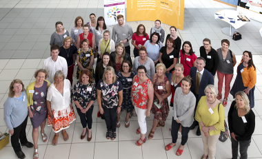 WIT hosts the Association for Health Promotion in Ireland (AHPI) CPD workshop
