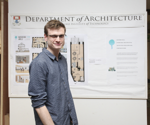 Canadian architecture student wins Waterford Walls Design Competition