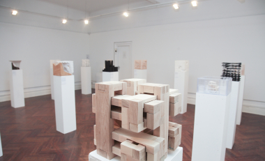 WIT architectural student's exhibition in Garter Lane Arts Centre