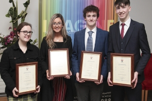 2018/2019 WIT President's Scholarship recipients announced