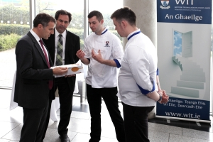 Goût de France event celebrates Ireland-France links (including the Waterford blaa)