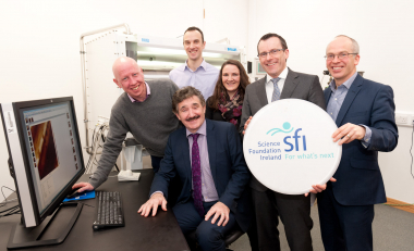 WIT research boosted by more than €1m funding from Science Foundation Ireland