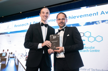 WIT research centre PMBRC scoops top R&D prize at Pharma Industry Awards