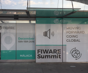 TSSG at First FIWARE Summit in Málaga