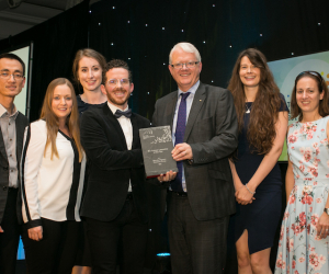 WIT's Macular Pigment Research Group scoops honours at Lab Awards