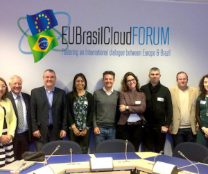 WIT excels: Research and Innovation in Cloud Computing between EU and Brazil