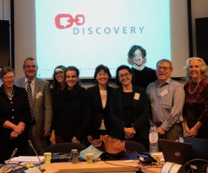 EU-North America H2020 project Discovery review
