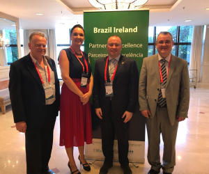 WIT participates in Brazil-Ireland Research mission