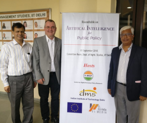 TSSG on week-long mission in India on clustering NGI topics
