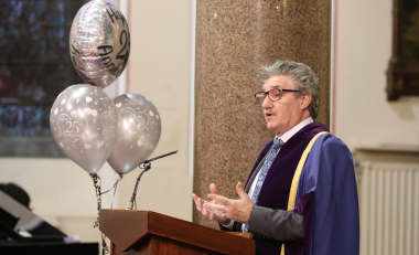 25 years of PhDs: Role of research and PhD graduates in Waterford's transformation highlighted