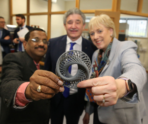 Launch of 3DWIT at WIT puts Waterford at heart of 21st century manufacturing