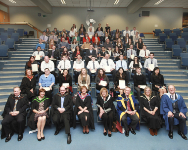 Top business students recognised in annual award ceremony
