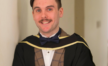 International success for Music graduate and composer Patrick O'Connor