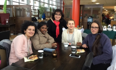 School of Engineering Ladies Coffee Morning takes place for the eight year in a row