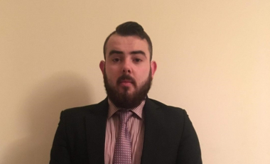 Adrian found work experience helped with his understanding of land law