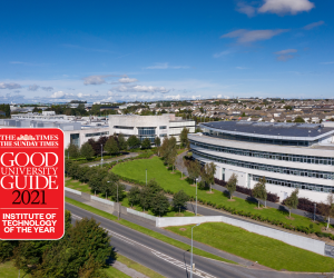 WIT named The Sunday Times Institute of Technology of the Year for the third time