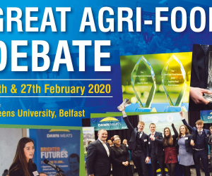 WIT one of six colleges to participate in the Great Agri-Food Debate 2020