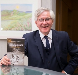Supreme Court Judge launches latest book by leading law commentator
