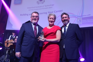 Building and Engineering Your Career win at Grad Ireland awards