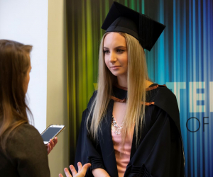 Supportive lecturers helped to start Angelika's teaching journey