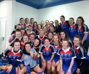 WIT Camogie Team Regain Ashbourne Cup