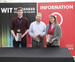 WIT Registrar congratulates students on Leaving Cert results and new beginnings