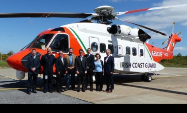WIT and CHC Ireland shortlisted for Irish Aviation Authority award