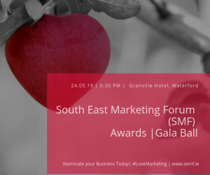 South East Marketing Forum announce Marketing Awards and Gala Ball