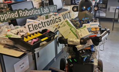 E.T. post home – WIT Applied Robotics Lab helps students build BOTs at home